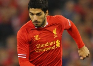 Suarez returns to Liverpool action
