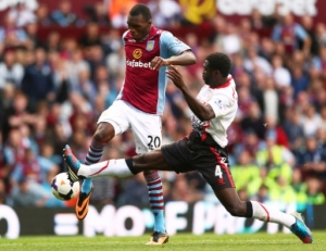 Toure challenges Benteke