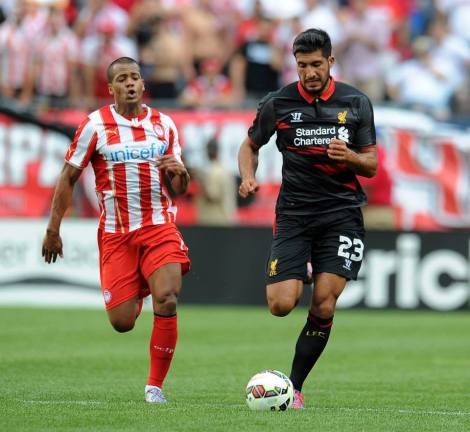 Emre Can did not look out of place in Liverpool first team