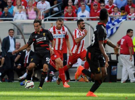 Markovic looked lively on debut
