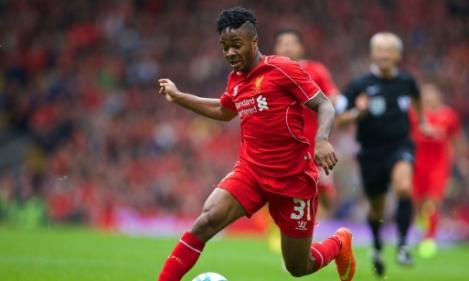 Raheem Sterling catches the eye again after impressive game