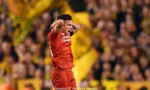 Coutinho is Liverpool's best player according to FIFA