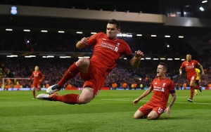 Lovren has got a huge upgrade, maybe this goal has something to do with it?